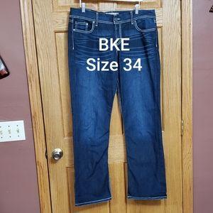 BKE Harper Jeans Size 34 Bling